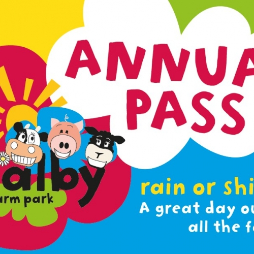 Annual Pass Day Tickets